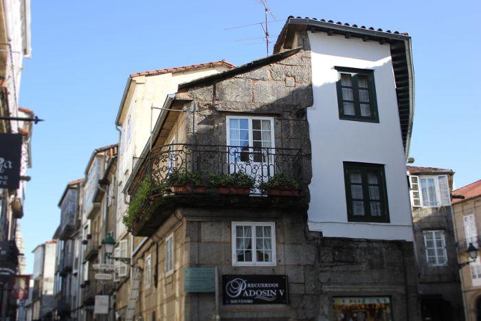 calle santiago paisaje
