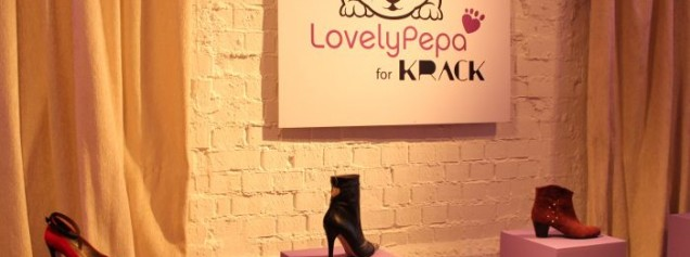 evento lovelypepa for krack au/w 12-13