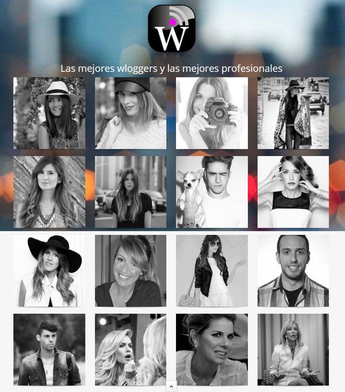 wloggers y profesionales_