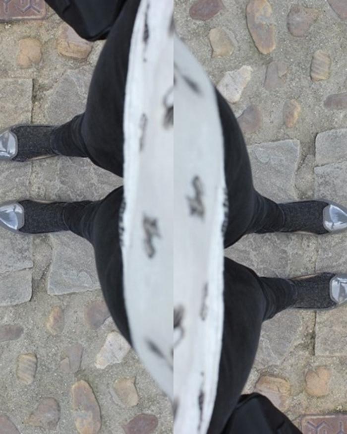 mosaico slipper