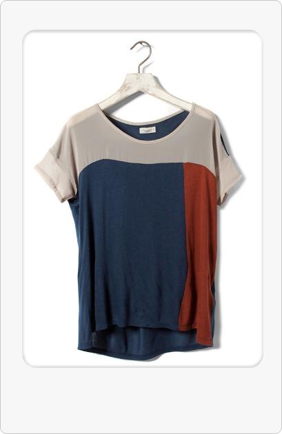 camisa pull