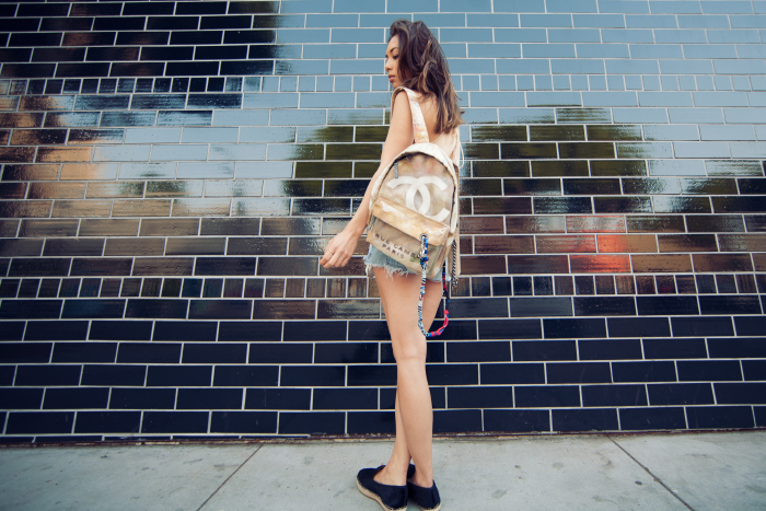 inspiracion mochila channel fashion toast