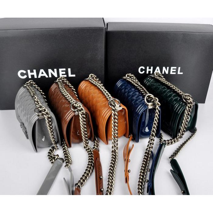 2014-Boy-Chanel-Flap-Shoulder-Bag-PVC-leather-A67063-Brown-3-0732282001386662323