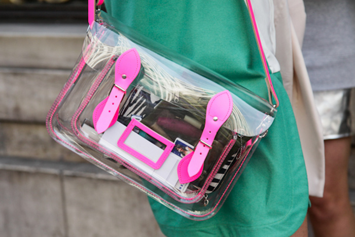 transparent cambridge satchel - copia